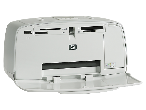 HP Photosmart 335v Compact Photo Printer - Right