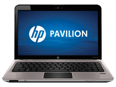 Notebook-PC der Modellreihe dm4-1300 HP Pavilion Entertainment
