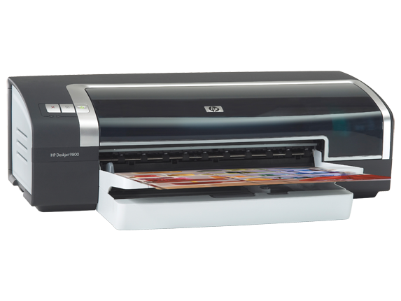 HP Deskjet 9800 Printer