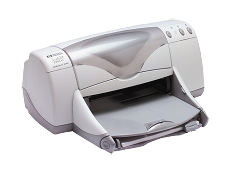 HP Deskjet 990c Printer series