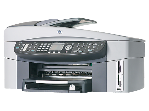 HP Officejet 7300 多合一系列