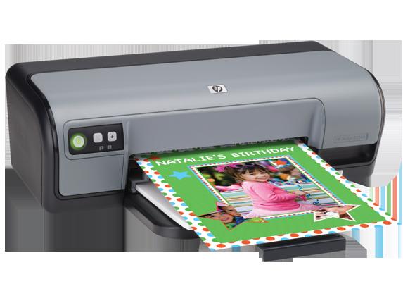 HP Deskjet D2545 Printer