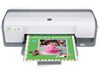 HP Deskjet D2530 Printer - Center