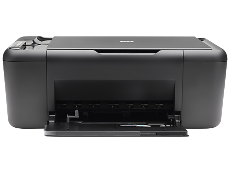 software de instalao da impressora hp deskjet f4480