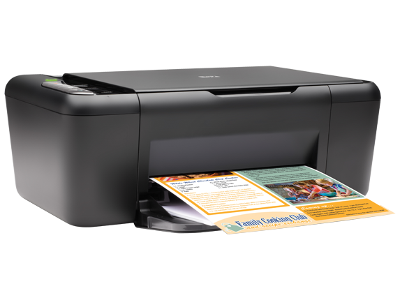 HP Deskjet F4483 All-in-One Printer
