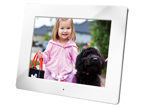 HP df850 Digital Picture Frame