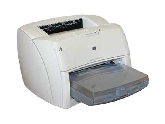 HP LaserJet 1200se Printer - Right