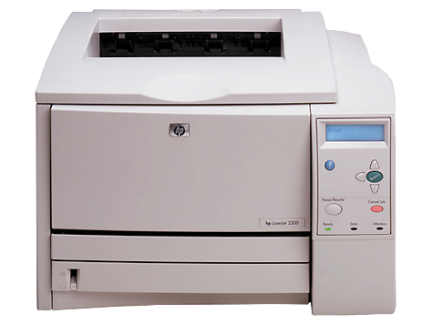 HP Laserjet 2300n Printer PCL5e Driver for Windows Download