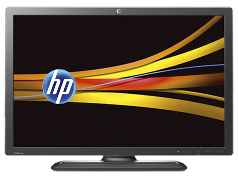 Monitor IPS HP ZR2440w de 24 pulg. con retroiluminación LED