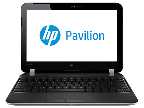 HP Pavilion dm1-4100 Entertainment Notebook-PC-Serie