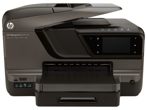 HP Officejet Pro 8600 Plus e-All-in-One-skriverserie - N911