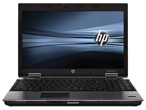 HP EliteBook 8540w mobiel workstation