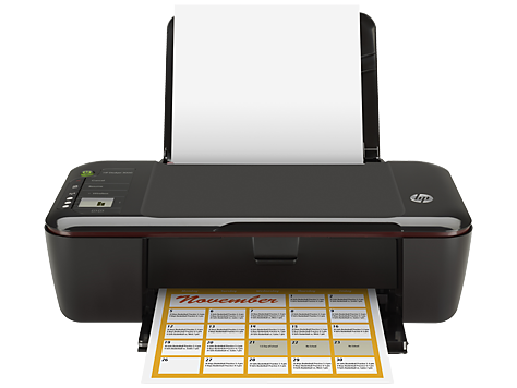 HP Deskjet 3000 Printer series - J310