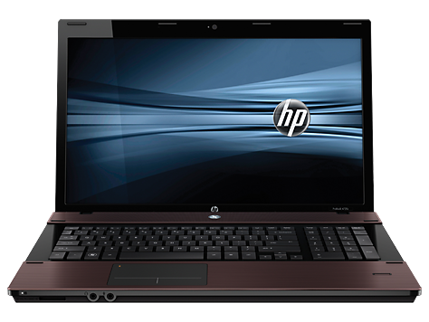 PC notebook HP ProBook 4720s