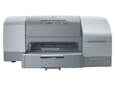 HP Business Inkjet 1100 商用噴墨印表機系列