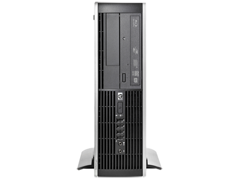 Ordinateur HP Compaq 8100 Elite à format faible encombrement