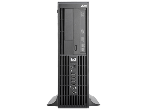 HP Z200 Small Form Factor-Workstation