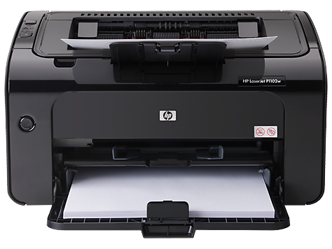 HP LaserJet Pro P1102w Printer Software and Driver Downloads