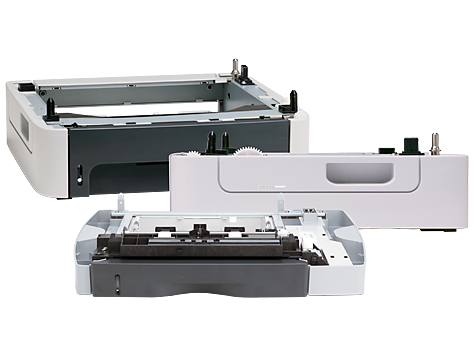 HP LaserJet 250-sheet Paper Trays