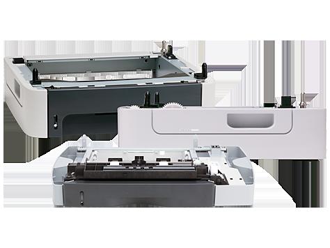 Bacs à papier HP LaserJet (250 feuilles)