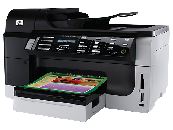 HP OFFICEJET PRO 8500 PREMIER DRIVER UPDATE