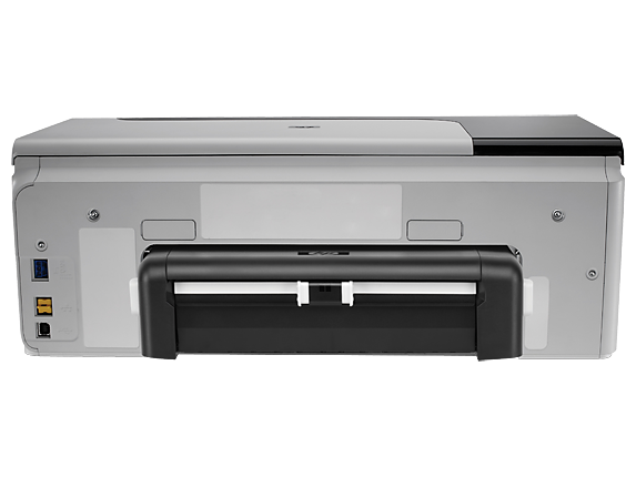 HP Officejet Pro 8000 Wireless Printer - A809n - Rear