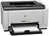 HP LaserJet Pro CP1025nw Color Printer - Right