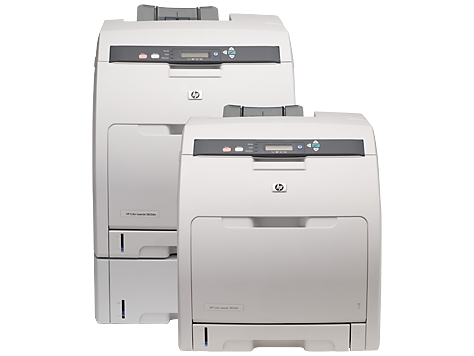 HP Color LaserJet 3800 skriverserien