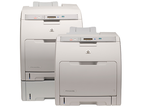 Принтер HP Color LaserJet серии 3000