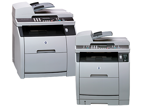 HP Color LaserJet 2800 All-in-One-Druckerserie