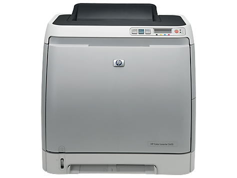Принтер HP Color LaserJet серии 2605
