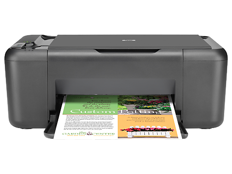 HP Deskjet F2400 all-in-one serie