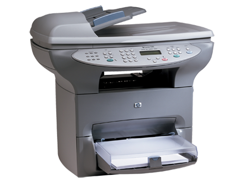 HP LaserJet 3380 All-in-One-skriver