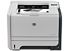 HP LaserJet P2055dn Printer - Center