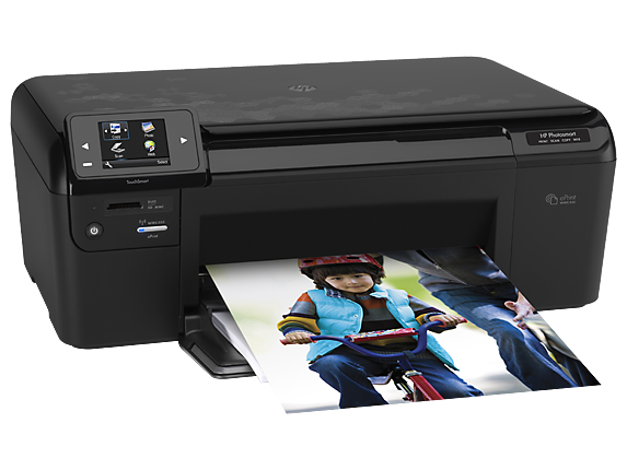 HP Photosmart e-All-in-One Printer - D110a - Right