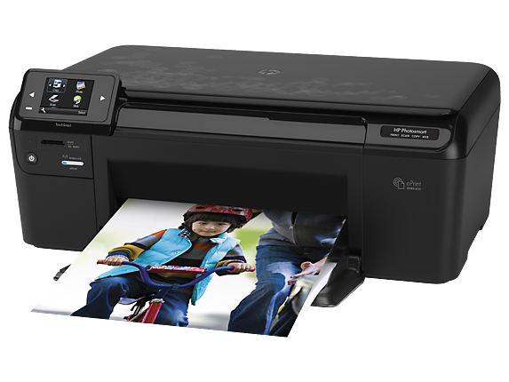 HP Photosmart e-All-in-One Printer - D110a