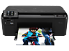 HP Photosmart e-All-in-One Printer - D110a - Center