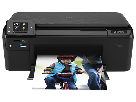 HP Photosmart e-All-in-One printerserie - D110