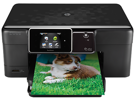HP Photosmart Plus trådløs e-All-in-One-skriverserien – B210