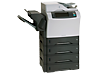HP LaserJet 4345 Multifunction Printer - Right