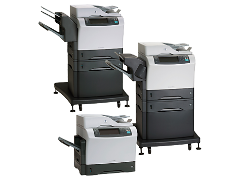 HP LaserJet 4345 Multifunktionsdruckerserie