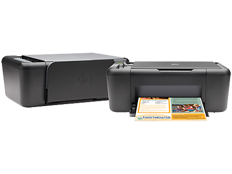 HP Deskjet F4400 All-in-One series