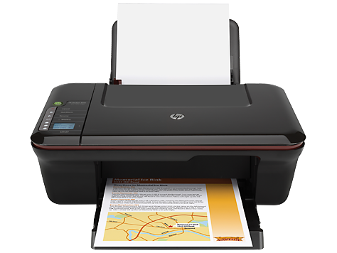 HP Deskjet 3050 All-in-One -tulostinsarja - J610