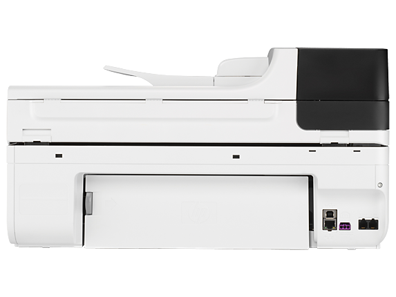 HP Officejet 6500 All-in-One Printer - E709a - Rear