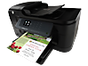 HP Officejet 6500A e-All-in-One Printer - E710a