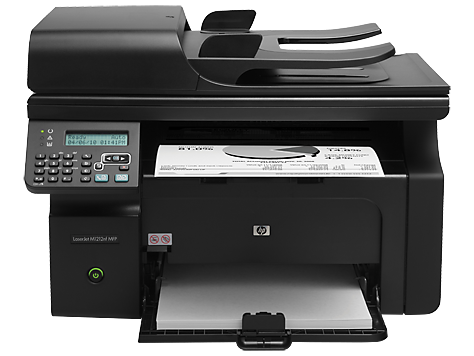 HP LaserJet Pro M1212nf MFP Drivers Windows 7