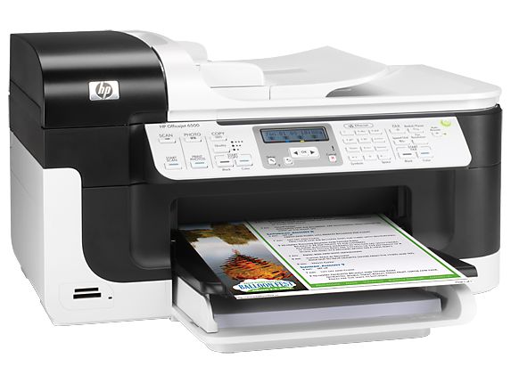HP OFFICEJET 6500 E709A SERIES DRIVERS