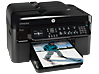 HP Photosmart Premium Fax e-All-in-One Printer - C410a - Right