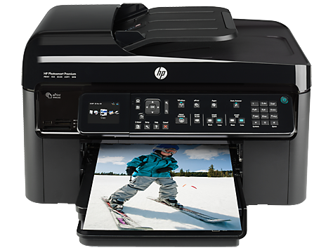 HP Photosmart Premium Fax e-All-in-One -tulostinsarja - C410