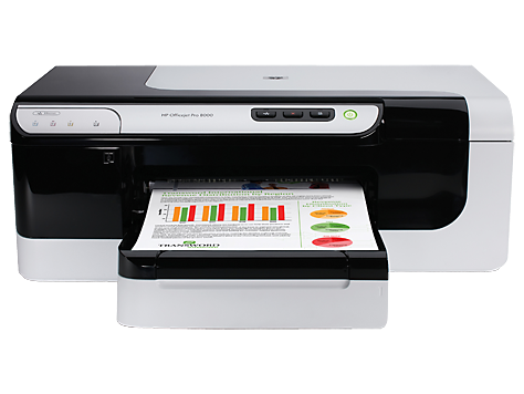 HP Officejet Pro 8000 Drucker – A809a